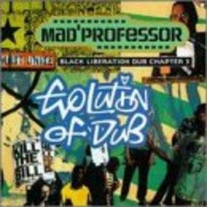 Evolution Of Dub album cover