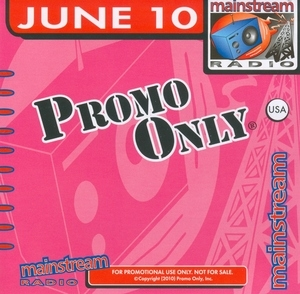 Promo Only: Mainstream Radio June '10 album cover