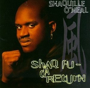 Shaq Fu-Da Return album cover