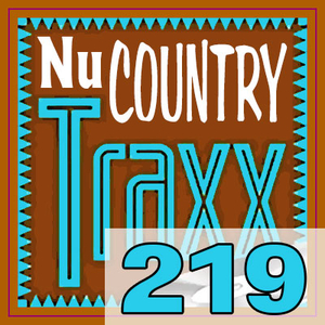 ERG Music: Nu Country Traxx, Vol. 219 (July 2017) album cover