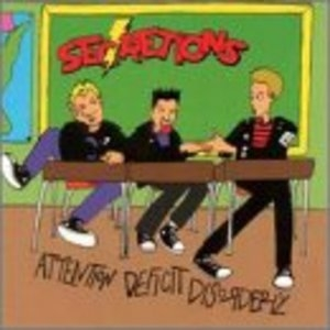 Attention Deficit Disorderly album cover