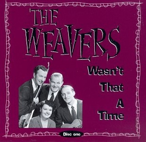 Wasn't That A Time  (Vanguard) album cover