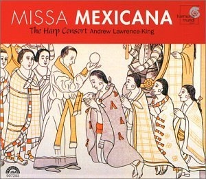 Missa Mexicana album cover