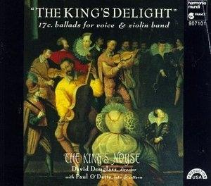 The King's Delight album cover