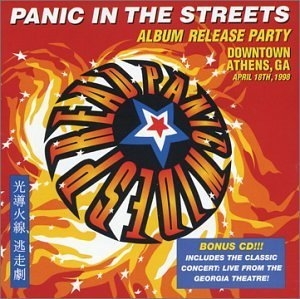 Panic In The Streets album cover