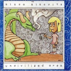 Uncivilized Area album cover