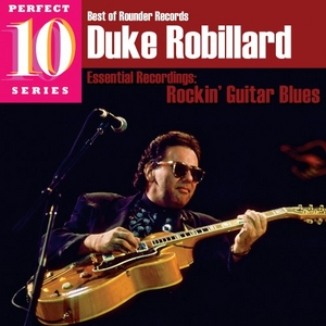 Essential Recordings: Rockin' Guitar Blues album cover