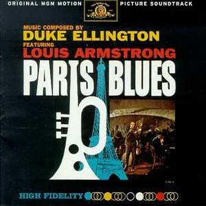 Paris Blues: Original MGM Motion Picture Soundtrack album cover
