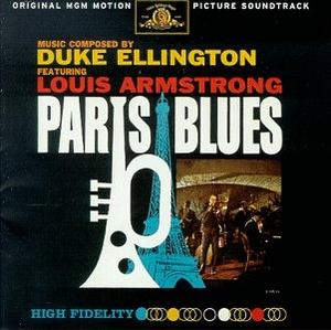 Paris Blues: Original MGM Motion Picture Soundtrack album cover