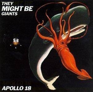 Apollo 18 album cover