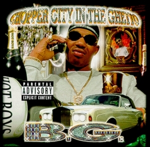Chopper City In The Ghetto album cover