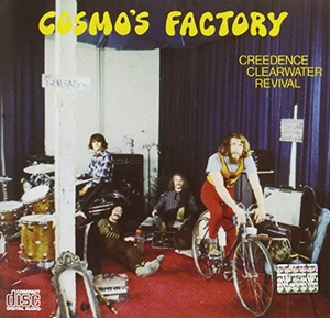 Cosmo's Factory album cover