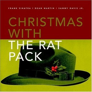 Christmas With The Rat Pack album cover