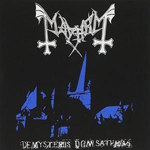 De Mysteriis Dom Sathanas album cover