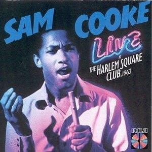 Live At The Harlem Square Club 1963 album cover