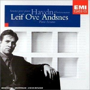 Haydn: Piano Sonatas album cover