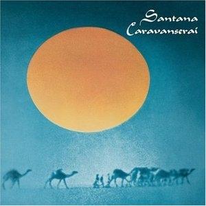 Caravanserai album cover