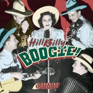 Hillbilly Boogie! album cover
