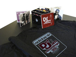 Def Jam 25th Anniversary Box Set album cover