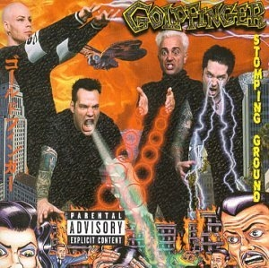Stomping Ground album cover