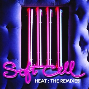 Heat: The Remixes album cover
