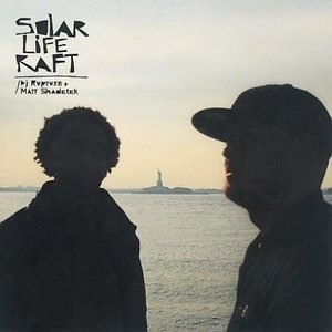 Solar Life Raft album cover