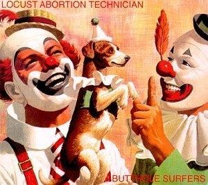 Locust Abortion Technician album cover
