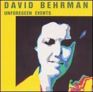 Unforeseen Events album cover