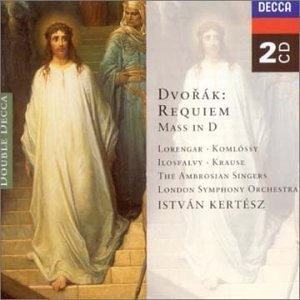 Dvorak: Requiem album cover