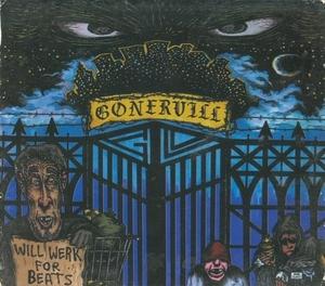 Gonervill album cover