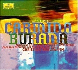 Orff: Carmina Burana album cover