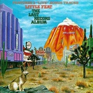 The Last Record Album (Exp) album cover