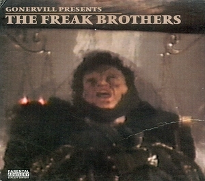 Gonervill Presents: The Freak Brothers album cover