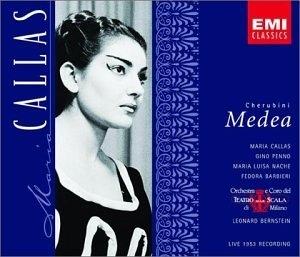Cherubini: Medea album cover