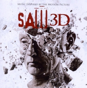 Saw 3D (Music Inspired By The Motion Picture) album cover