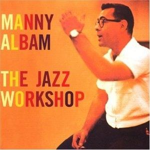 The Jazz Workshop album cover