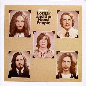 Presenting album cover