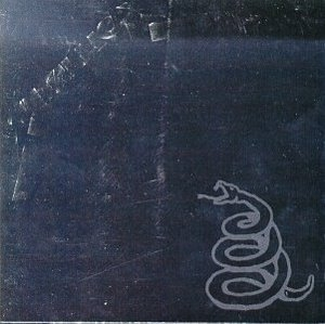 Metallica album cover