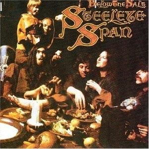 Below The Salt album cover