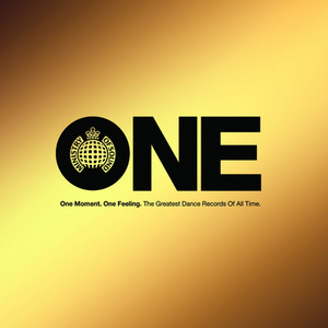 Ministry Of Sound: One album cover