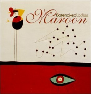 Maroon album cover