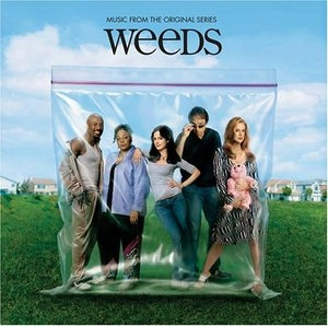 Weeds: Music From The Original Series album cover