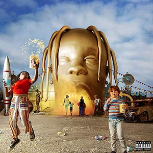 ASTROWORLD album cover