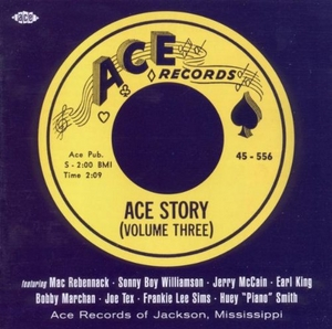 The Ace Story, Vol. 3 album cover
