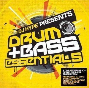 DJ Hype Presents Drum & Bass Essentials album cover