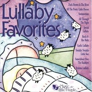 Lullaby Favorites (Rhino) album cover