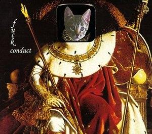 Conduct album cover