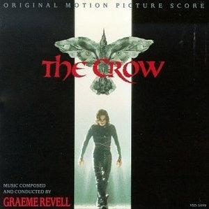 The Crow: Original Motion Picture Score album cover