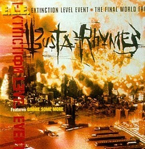 Extinction Level Event: The Final World Front album cover