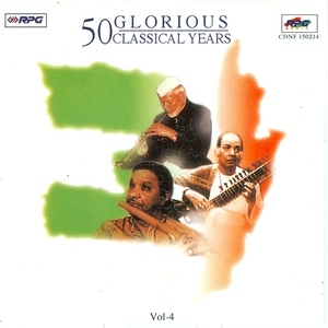 50 Glorious Classical Years Vol.4 album cover